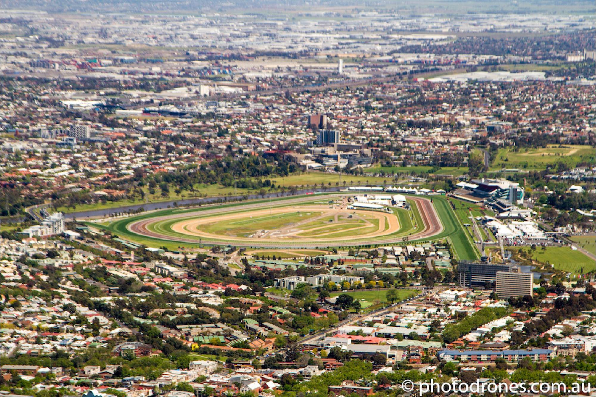 Flemington Racecource